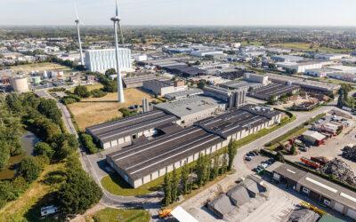 Het Dendermondse LOVITAS BV trekt aan de kar van de CO2-reductie in Vlaanderen